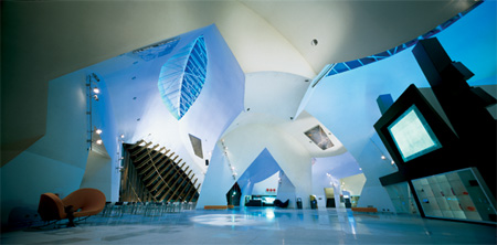 Главный зал Национального Музея